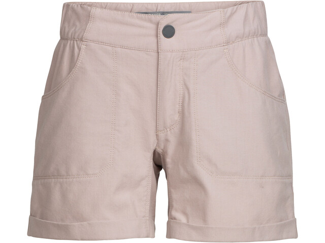 Icebreaker W's Connection Shorts pumice